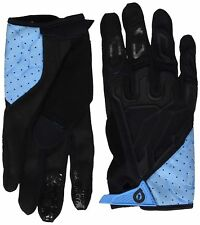 Sixsixone Evo Gloves Black/Blue Small New