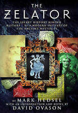 Book, The Zelator: A Modern Initiate Explores Ancient Mysteries by Mark Hedsel
