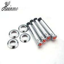 Uniob Jack Door Lock Pin Knob For Mini Cooper Clubman Countryman R55 R56 R57 R58