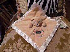 GATOR BABY Security Blanket Plush Bear Lovey Fanatic University of Florida EUC