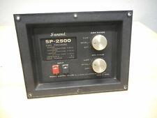1(ONE) SANSUI SP-2500 SPEAKER CROSSOVER