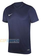 Nike Park VI Mens T Shirt Football Tee Shirts Gym Running Tops Tshirt XL Navy Blue
