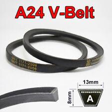 2PCS A24 V-Belt Fit For Cox V17 / Deutcher Mz17 / Jetfast, Supaswift 900088