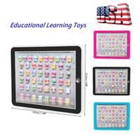 New Kids Children TABLET PAD Educational Learning Toys Gift For Boys Girls Baby