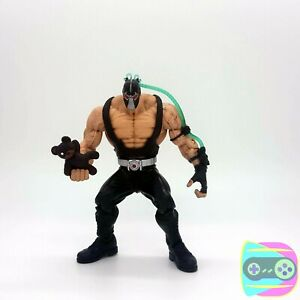 DC Super Heroes Bane (Mattel, 2005) With Osito the teddy bear. Great Condition!