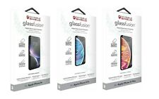 ZAGG InvisibleShield Glass Fusion iPhone 11 Pro Max/XS Max/XR/X Screen Protector