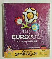 ALBUM EURO 2012 DEUTSCHLAND EDITION + SET COMPLETO FIGURINE EX SIGILLATO PANINI