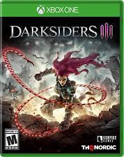 Darksiders III 3 (Microsoft Xbox One, 2018)