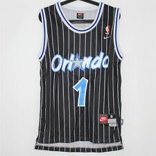 VTG Nike Mens Small Stitched Orlando Magic Penny Hardaway #1 Jersey N316