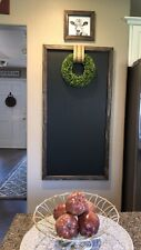 Rustic Farmhouse Chalkboard