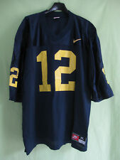 Maillot Wolverines du Michigan Nike Made in USA Football Americain Jersey - XL