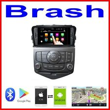 HOLDEN CRUZE 2009-15 GPS DVD NAVI BLUETOOTH STEREO HEAD UNIT AM/FM PLUG AND PLAY