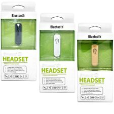 Universal Wireless Bluetooth Handsfree Stereo Mini Headset w/ Mic. For Nokia 2 V