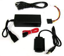 USB 2.0 to IDE SATA S-ATA 2.5, 3.5 IDE Hard Drive HD HDD Converter Adapter Cable
