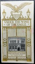 Under The Wing of The EAGLE. Gotham National Bank, 1914 (BI#74/180423)