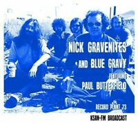 Nick Gravenites and Blue Gravy feat Paul Butterfield - The Record Plant '73(CD)