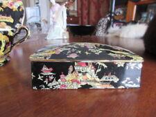 #2A ROYAL WINTON trinket boxe  GRIMWADES MADE IN ENGLAND DESIGN PEKIN