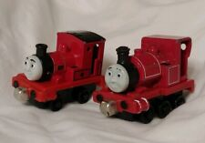 RARE 2010 Rheneas & Skarloey Thomas & Friends Take n Play Train Diecast Gullane