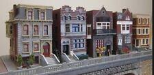 maquette HO maison de ville IHC immeuble Brownstone House USA # 100-23