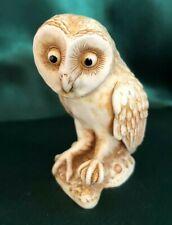 HARMONY KINGDOM - TREASUE JESTS - NetsUKe - OLLIE (OWL)