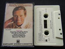 Andy Williams Tape Cassette (C19)
