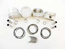 Piston+Ring+Rod Bearing Kit(Std) 01-07 2.4L Camry Solara Highlander Rav4 tC