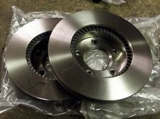 Front brake disc set, Mazda Bongo 2.0i, 2.5 V6, TD diesel 2x new 276mm discs