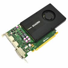 NVIDIA Quadro K2000 2GB GDDR5 Graphic Video Card - Dual DisplayPort & DVI