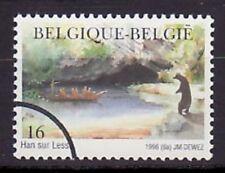 Specimen, Belgium Sc1612 Tourism, Grotto, Bear.