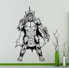 Shredder Wall Decal Vinyl Turtles Ninja Sticker Decor Superheroes Mural 156su