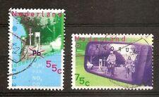 Nederland - 1988 - NVPH 1404-05 - Gebruikt - LC660