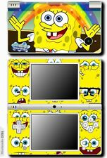 Spongebob Squarepants SKIN STICKER for NINTENDO DSi #4