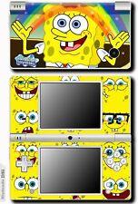 Spongebob Squarepants SKIN STICKER for NINTENDO DSi #4