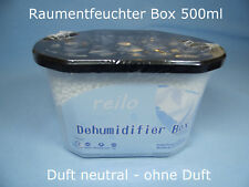 Auto etc. ideal für Winterlager Boot 1 kg Granulat Luftentfeuchter Box inkl