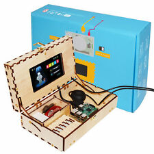 Educational DIY Computer Kit for kids, STEM and Coding Training Toy with LCD