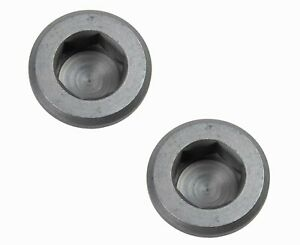 Genuine Set of 2 Differential Drain Plugs with O-Ring for BMW 1 3 4 5 6 7 X Z
