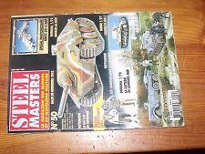 $$$ Revue Steel Masters N°50 Centaur AA MKII  Panzerjager I  GM 100 Indochine