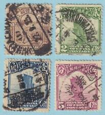 CHINA JUNK BETTER CANCEL COLLECTION - VERY FINE ! - CH06