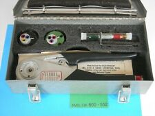 Buchanan Ms3191 4 Pin Crimping Tool For Ampcanon Plug Mil Spec Wiring Avionics