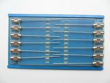 1972 Set of needles for injection 12 pcs. Stainless steel not used in the box