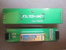 2.7K narrowband filter compatible YF-122S For YAESU FT-817/FT-857/FT-897/SSB