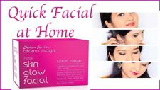 Aroma Magic Skin Glow Facial Kit Gently Remove the Dead Skin Layers New F/Ship