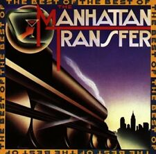 Manhattan Transfer : Best of CD