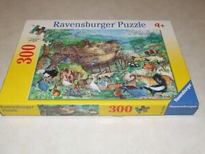 Ravensburger 300 Piece Jigsaw Puzzle - The Ark - Complete