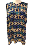 Violet + Claire from Stitch Fix Womens Sleeveless Flowy Shirt Top size 1X Plus