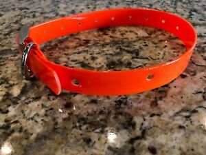 """Quality Heavy Duty Dog Collar Strap, 1"""" x 25""""  for Garmin DC40, Made in the USA"""
