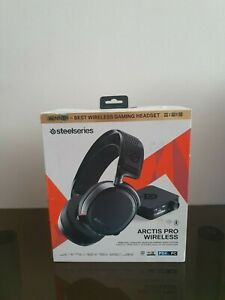 SteelSeries Arctis Pro Wireless Black Headband Headset for PlayStation 4