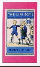 boys brigade collectors club trade cards badges and membership cards 2 sets of