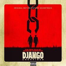 Quentin Tarantinos Django Unchained ( OST ) -- CD  NEU & OVP