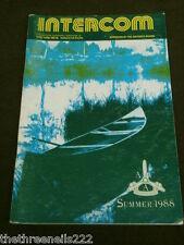 AIRCREW ASSOCIATION - INTERCOM - SUMMER 1988